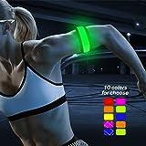 BSeen (TM), LED Slap Band, Glow bracelet, armband Glow in the dark
