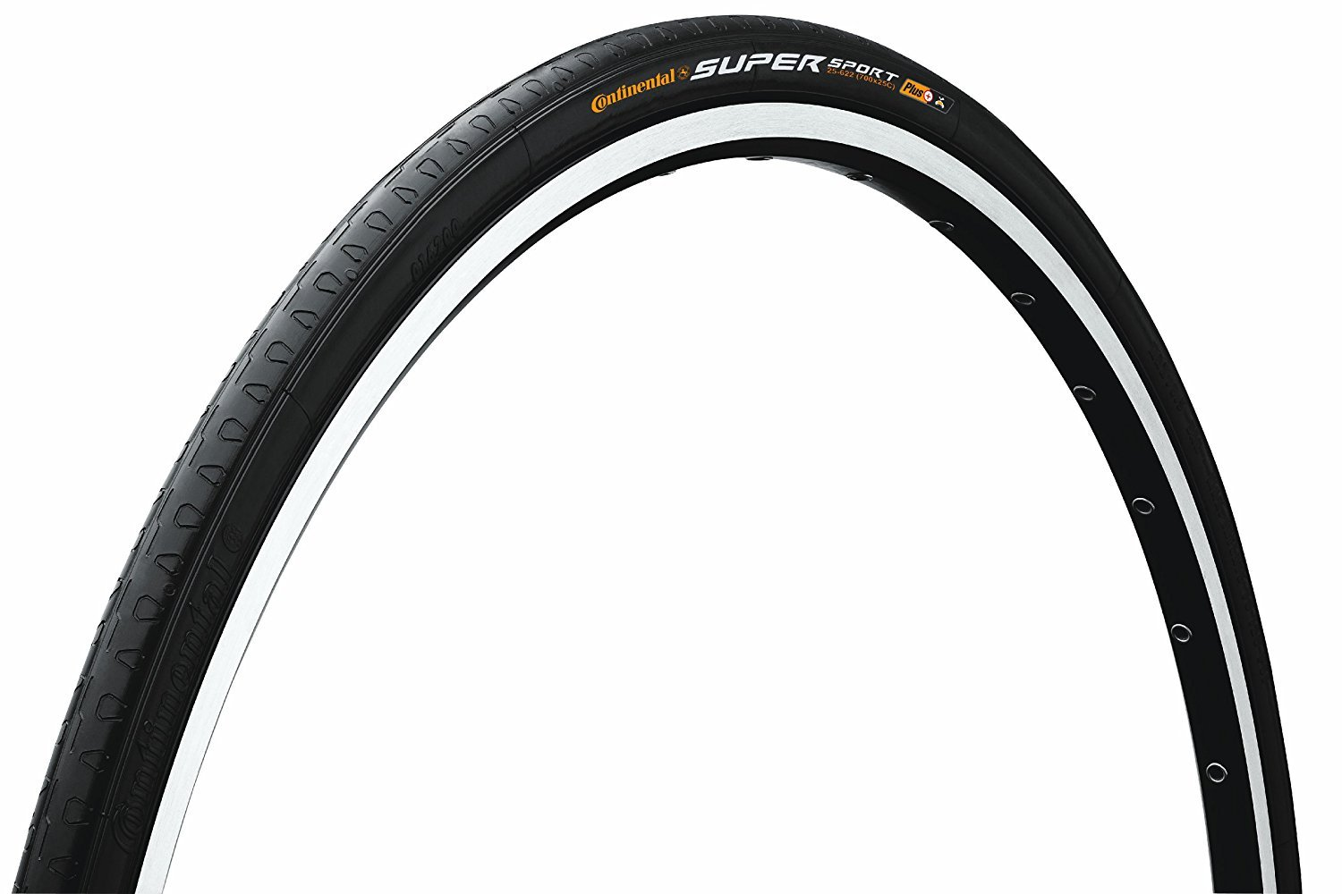 Continental SuperSport Plus Urban Bicycle Tire (700x25) [並行輸入品] B077QG2NGB