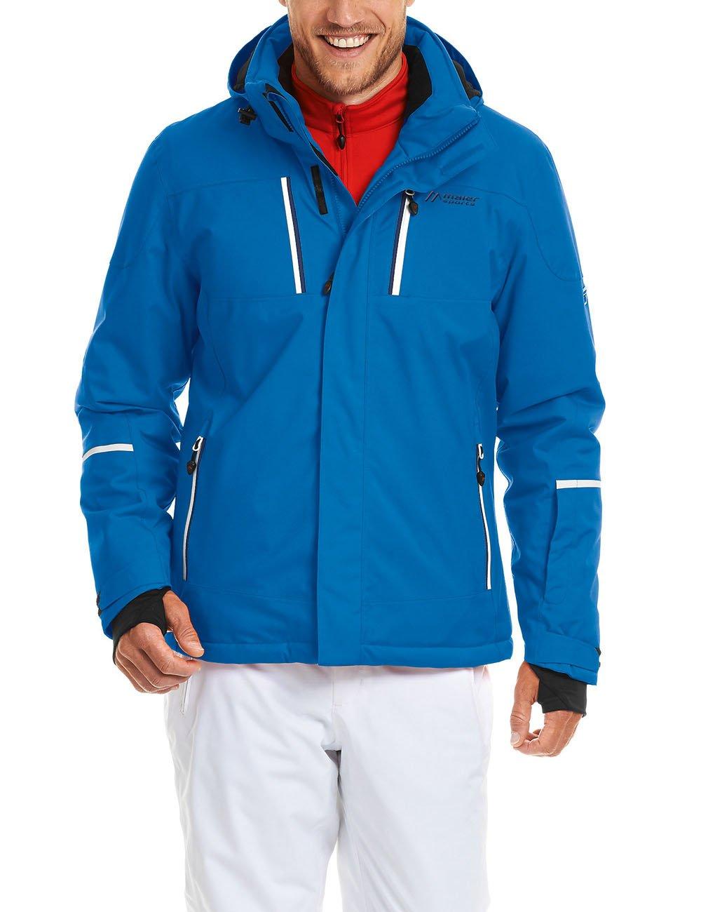 Bleu olympique  Maier Sports Lupus Veste de Ski pour Homme