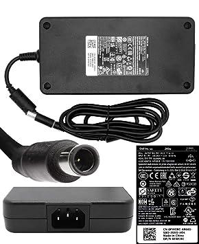 Cargador / adaptador original para Dell Precision M6800 ...