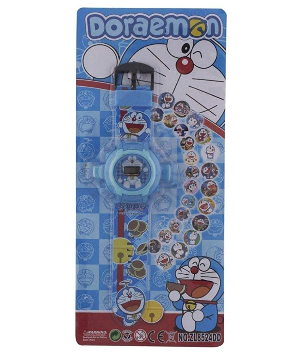 Nexxa Doraemon Images Reloj de Pulsera Digital para niños: Amazon ...