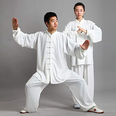 CHIYA-TAICHI 2019 Nuevo Traje de Kung Fu Unisex Uniforme ...