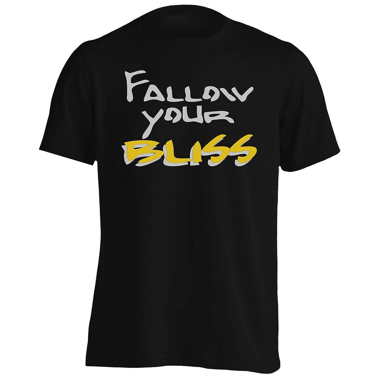 Fallow Your Bliss Mens T-Shirt Tee gg743m