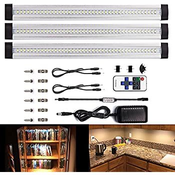 Lebright Led Under Cabinet Light Dimmable 12 Inch Ultra