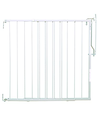 Cardinal Pet Gates Duragate, White