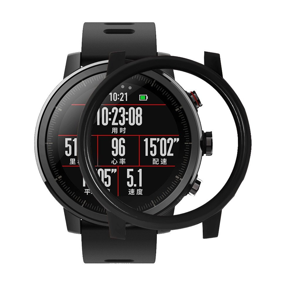 Quickz Protector Case para Huami Stratos 2/2S Smartwatch ...