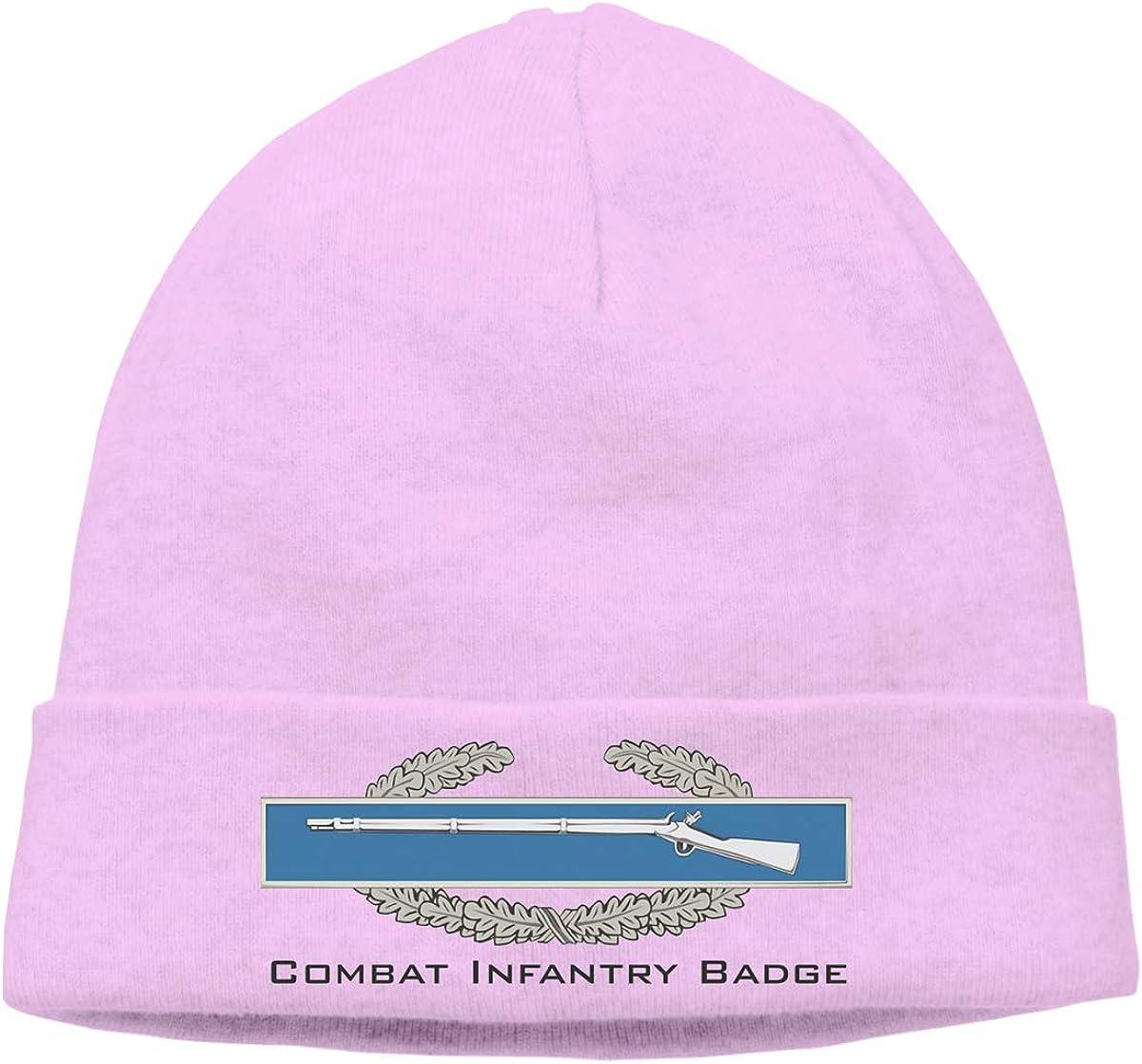Combat Infantry Badge Men Women Beanie Hat Knitted Beanie Knit Beanie CIB
