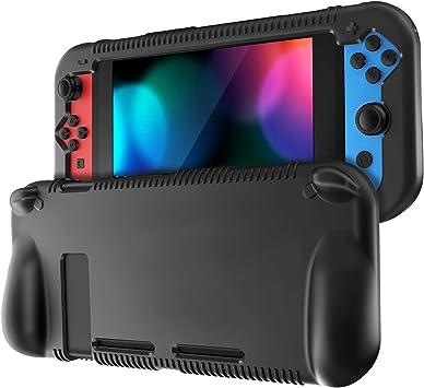 Fintie Funda de Silicona para Nintendo Switch - Suave ...
