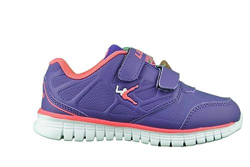 Legea Niños Zapatillas de Gimnasia Violeta Size: 31 VN8iQW
