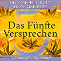 Das fünfte Versprechen: Wie man richtig zuhört Hörbuch von Don Jose Ruiz, Don Miguel Ruiz Gesprochen von: Markus Meuter