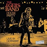 J. GEILS BAND, THE - HOUSE PARTY LIVE IN GERMANY