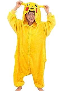 76604c246 Value Sport Kids Unisex Cosplay Pajamas Onesie Charmander Costume ...