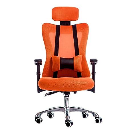Amazon.com: Silla de oficina para ordenador, sillas de ...