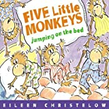 Bargain Audio Book - Five Little Monkeys Jumping on the Bed
