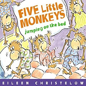 Five Little Monkeys Jumping on the Bed Audiobook