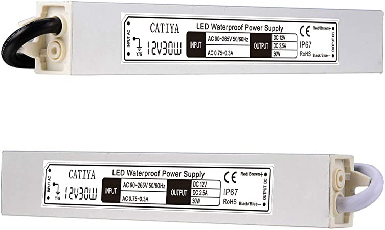 Trasformatore LED 12 V = DC 30 W