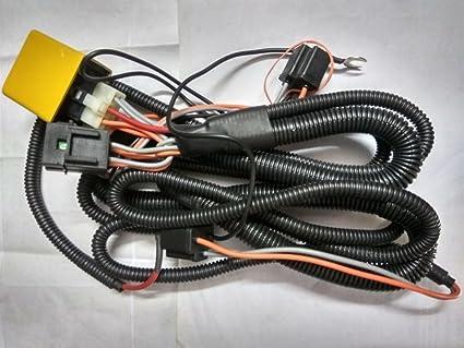 Fine Spark Minda Headlight Wiring Harness Kit With Relay For Cars Suvs Wiring 101 Olytiaxxcnl