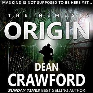 The Nemesis Origin Audiobook