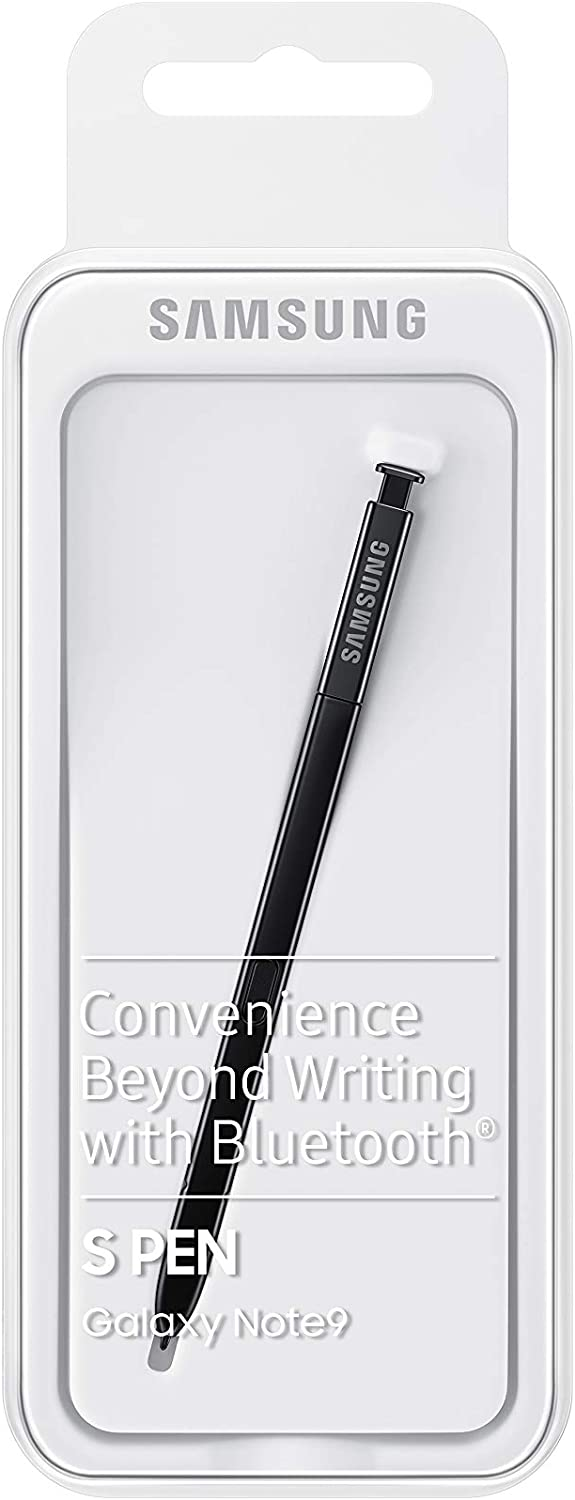 Samsung - Lápiz capacitivo S-Pen para Samsung Galaxy Note 9, color negro- Version española: Samsung: Amazon.es: Electrónica