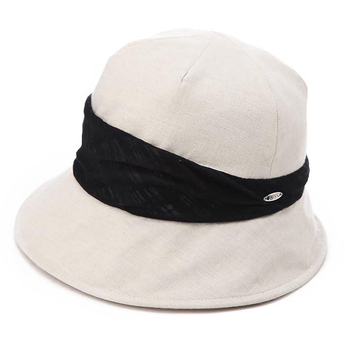 2a7b539d Siggi Womens UPF50+ Summer Sunhat 100% Cotton Bucket Crushable Sun Shade Hats  w/ Chin Cord Beige: Amazon.ca: Clothing & Accessories