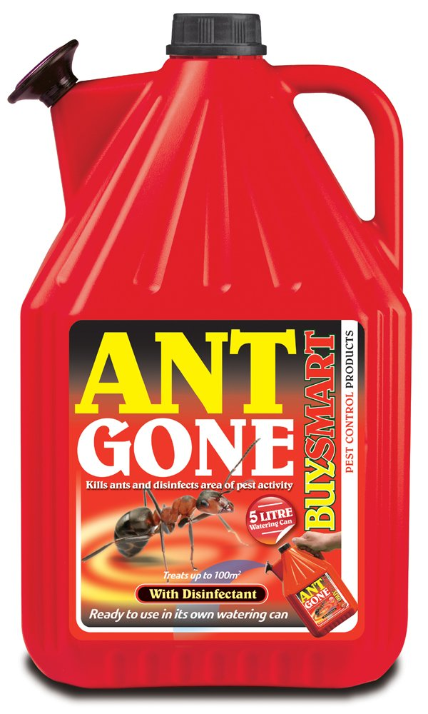 Buysmart Products 5L Ant Gone Ready to Use in Its Own Unique Watering Can
