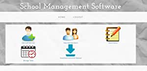 School Management Software Professional; 100,000 Student Database Tracking and student information management system; Multiuser License (Online Access Code Card) Windows, Mac, Smartphone