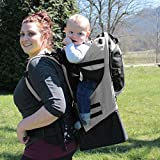 Cheap Gorilla Carriers – Gray Baby Carrier Backpack