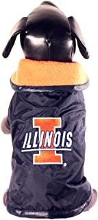 product image for NCAA Illinois Fighting Illini All Weather Resistant Protective Dog Outerwear