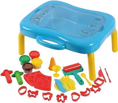 PlayGo - Mesa de actividades plastilina (44574): Amazon.es ...