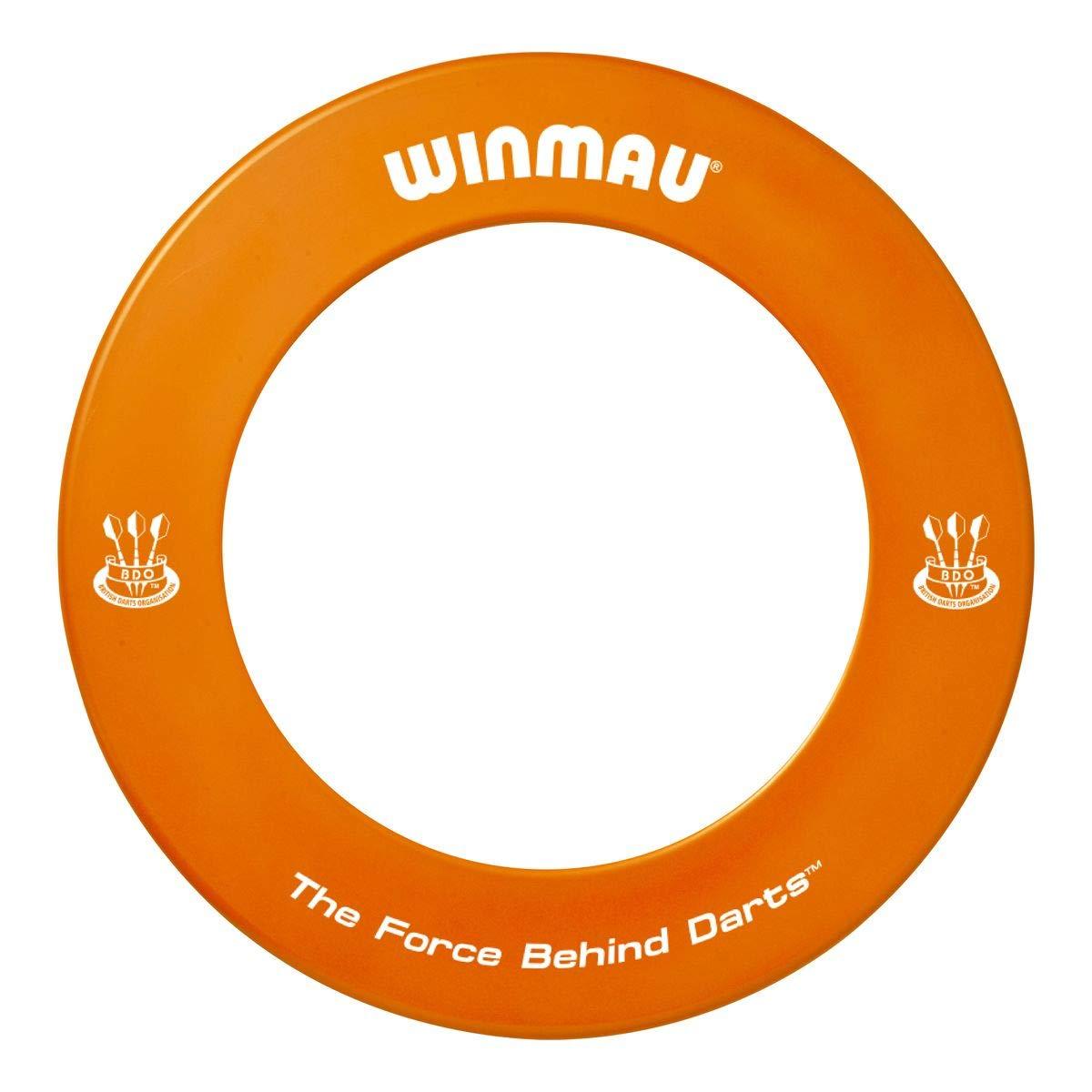 Winmau DartSurround Plain, professionellerLook, farblichsortiert Winmau DartSurround Plain professionellerLook