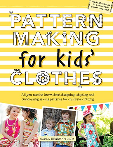 Download Pattern Making for Kids' Clothes Pdf