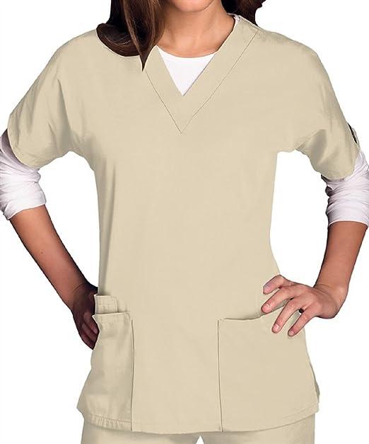 Cherokee - Patrones para Pijamas de Hospital Unisex médicos 32 túnicas 4700: Amazon.es: Ropa y accesorios