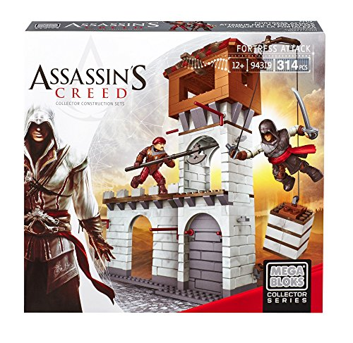 Mega Bloks Assassin's Creed Fortress Attack -