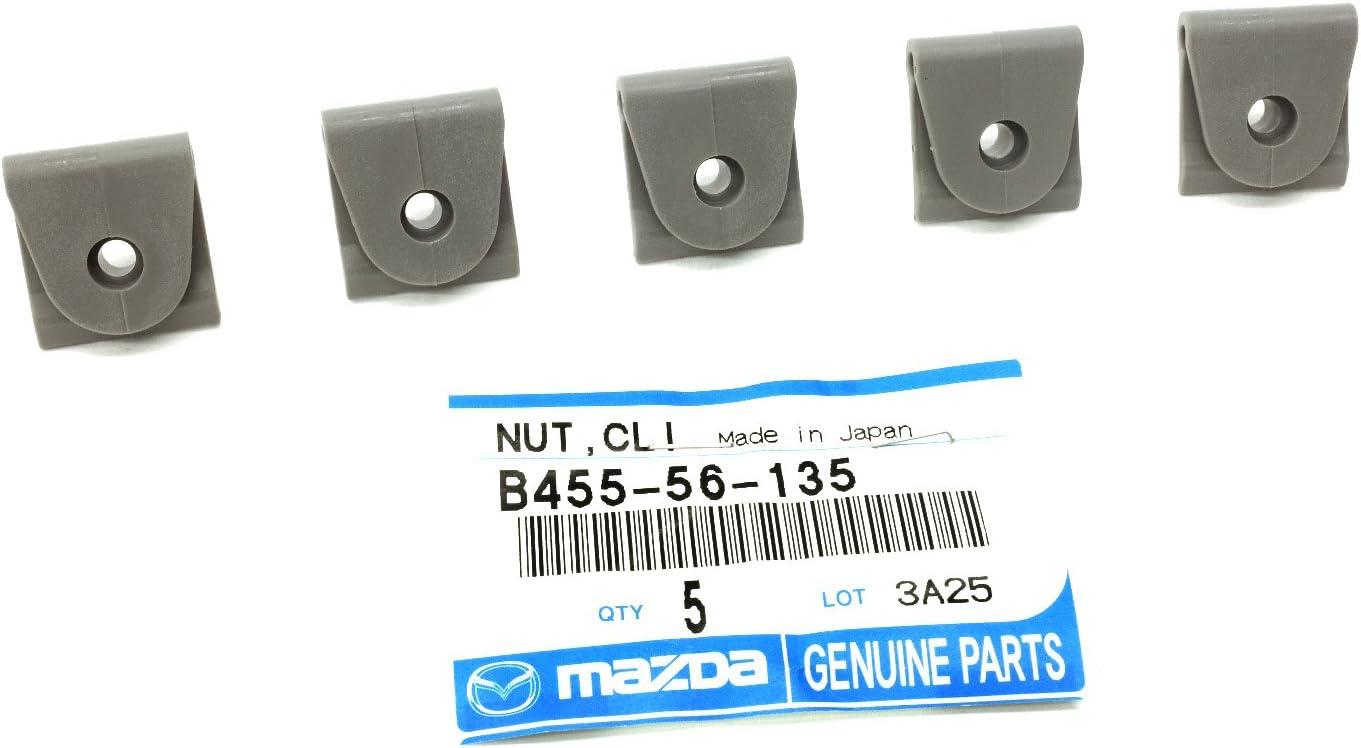 OEM Mazda CX-5//7//9 2 3 5 6 Radiator Support Bumper Cover Retainer Nut Set 5
