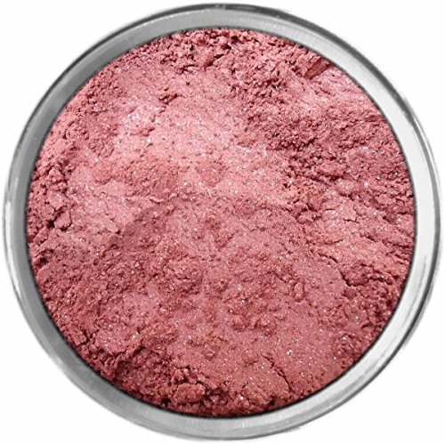 (Holly Berry Loose Powder Mineral Shimmer Multi Use Eyes Face Color Makeup Bare Earth Pigment Minerals Make Up Cosmetics By MAD Minerals Cruelty Free - 10 Gram Sized Sifter Jar)