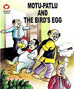 Motu Patlu and The Bird's Egg (Diamond Comics Motu Patlu