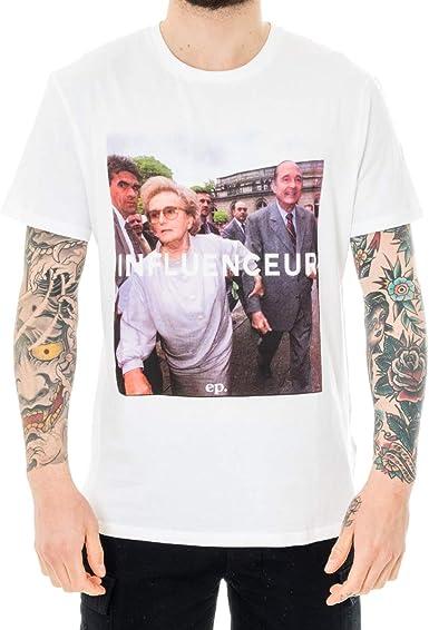 Eleven Paris T-Shirt UOMO MIRAC 19S1TS41.M99 (XL - White): Amazon.es: Ropa y accesorios