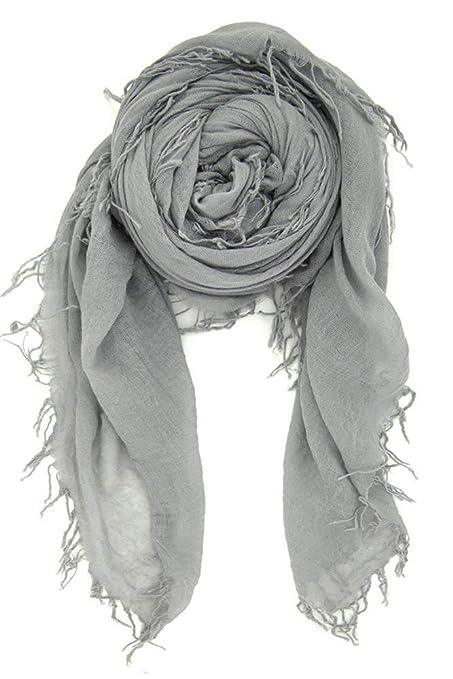 Chan Luu New Griffin Cashmere & Silk Soft Scarf Shawl Wrap by Chan Luu