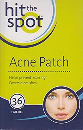 Hit The Spot Acne Patch Covers & Protects Blemishes & Facial Spots 36 Patches
