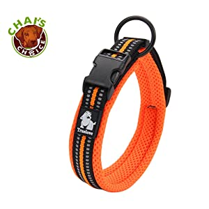 Comfort Cushion 3M Reflective Dog Collar