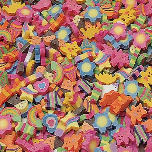Mini Eraser Assortment 2 pcs sku# 1777900MA by Kid Fun (Image #1)