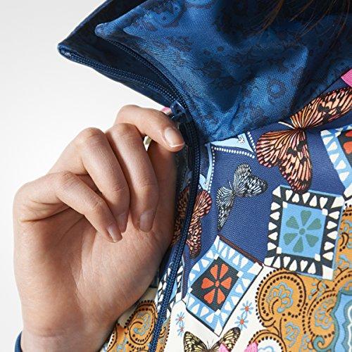 Adidas originali delle donne borbomix fb corse top slim il tum fantastico