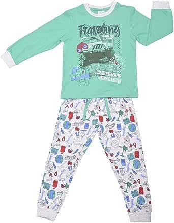 YATSI - Pijama TOBOGÁN NIÑO niños