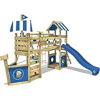 Wickey Parque infantil StormFlyer Torre de escalada