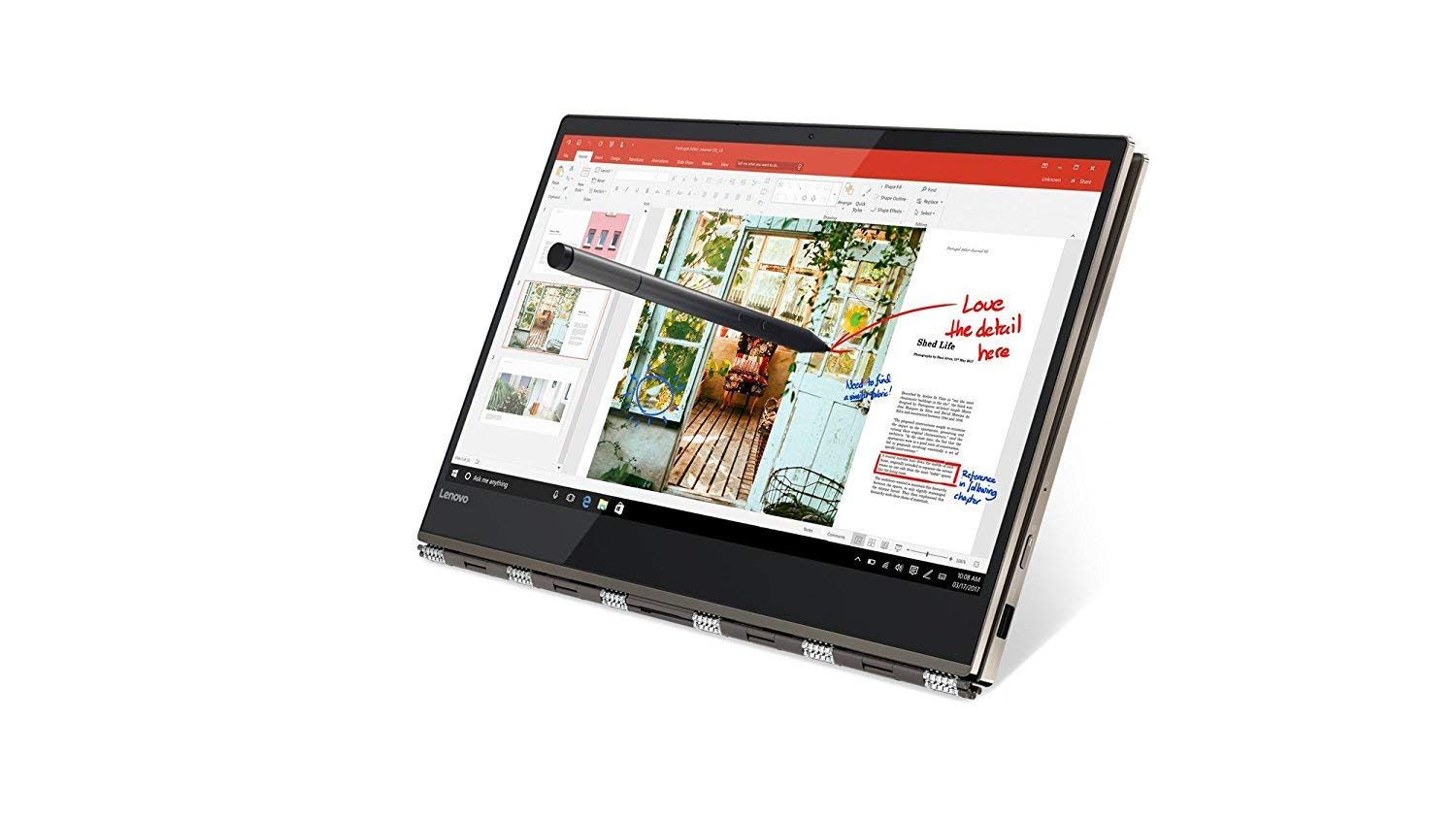 Lenovo Yoga 920 - 13ikb (80y80005fr) 2 en 1 - Convertible Laptop, Intel Core i5, 8 GB, 256 GB SSD, 13.9 Pulgadas, Platinum, AZERTY Keypad: Amazon.es: ...