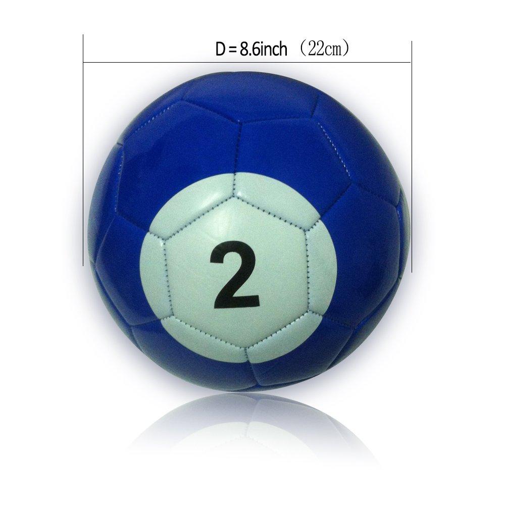 amazon com ibigbean snookball game inflatable soccer accessories