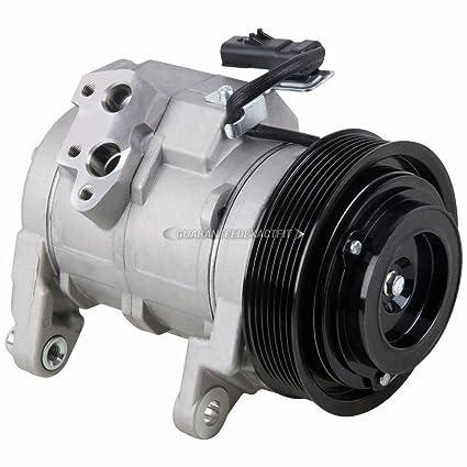 AC Compressor & A/C Clutch For Dodge Ram 1500 2500 3500 Durango -  BuyAutoParts 60-01722NA NEW