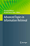 Advanced Topics in Information Retrieval: 33 (The Information Retrieval Series)