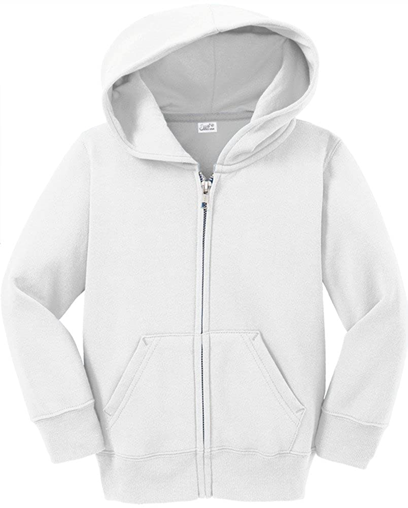 Amazon.com: Toddler Full Zip Hoodies - Soft and Cozy Hooded ...