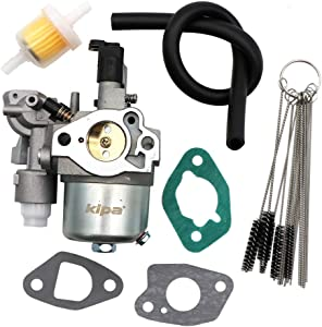 KIPA Carburetor for Robin Subaru EX17 EP17 Engines Generator Brushcutter OEM Number 277-62301-30, with Mounting Gasket & Carbon Dirt Jet Cleaner Tool Kit